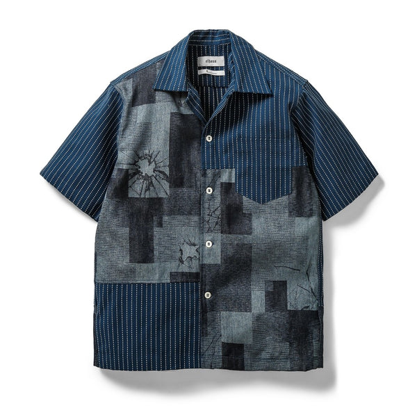 Glide Shirt Patchwork