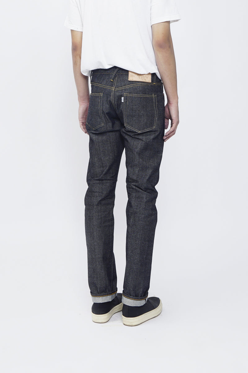 Iron Tail 16oz Black Indigo