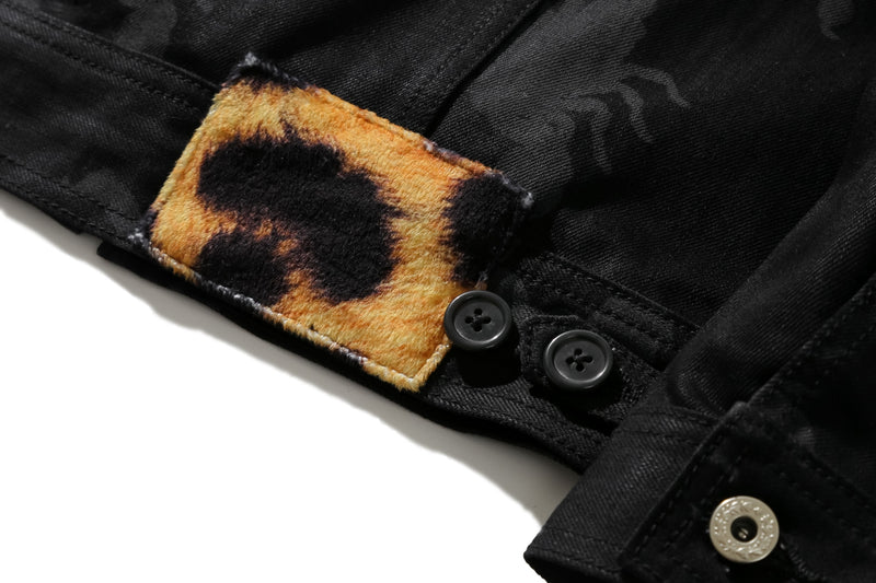 elhaus x Zodiac The Best Fit Denim Jacket Scorpio
