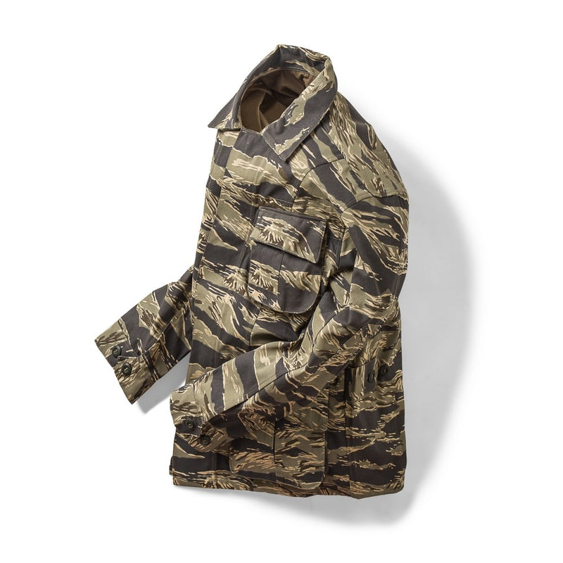 Jungle Jacket Tiger Camo Ash