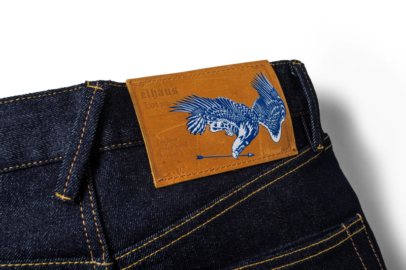 Nomad Denim Gazelle 13oz Deep Indigo