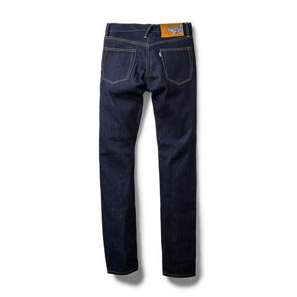 Nomad Denim Iron Tail 14oz Indigo Nep