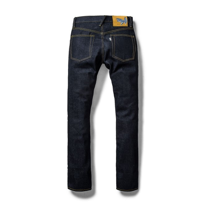 Nomad Denim Iron Tail 16oz Deep Indigo