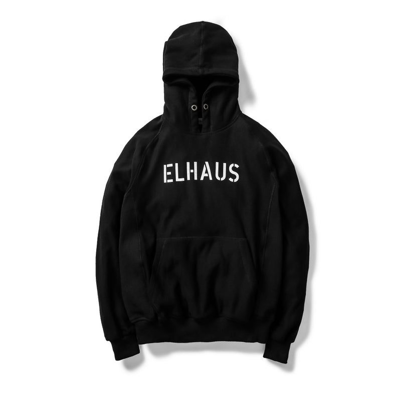 Classic Pullover Hoodie Black