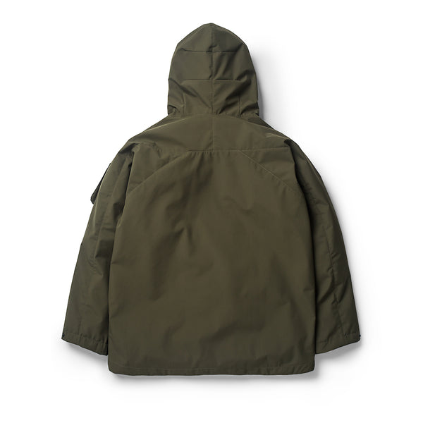 Shepherd Jacket Ridge 3L Olive