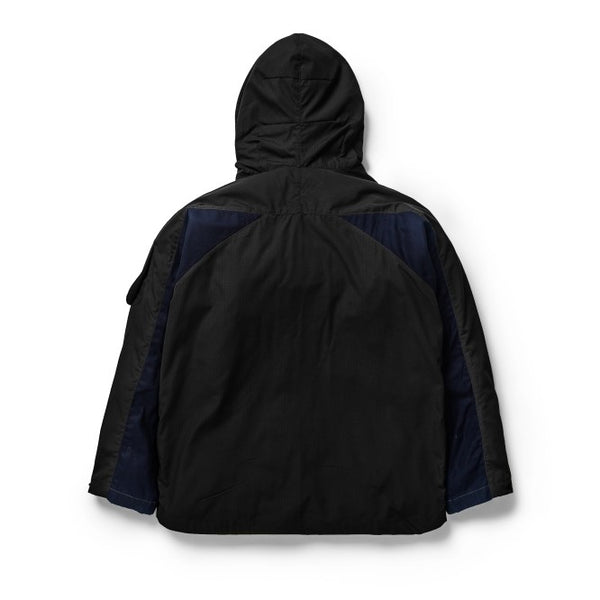 Shepherd Jacket Ripstop/Patchwork Black