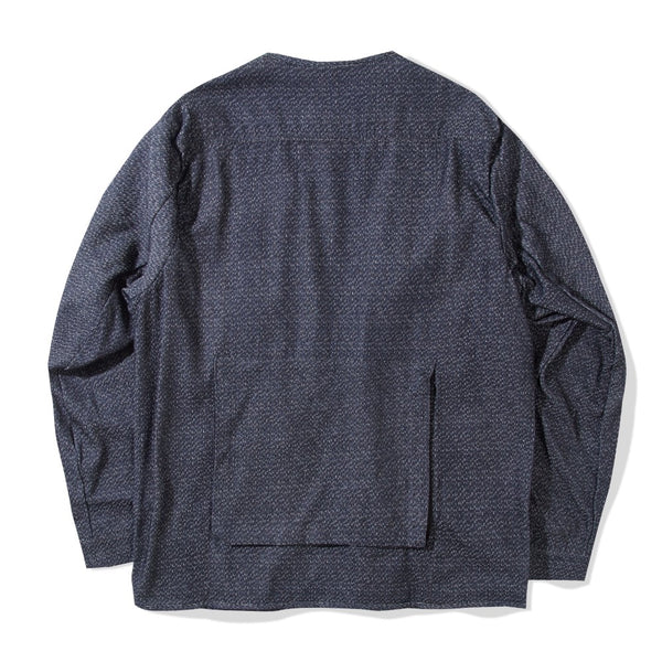 Stream Jacket Sashiko Denim