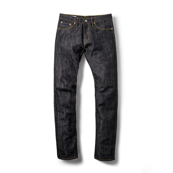 Thunder Bird Denim Iron Tail 16oz Black Indigo (Artist Series)