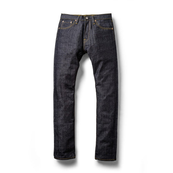 Thunder Bird Denim Iron Tail 16oz Deep Indigo Ring (Artist Series)