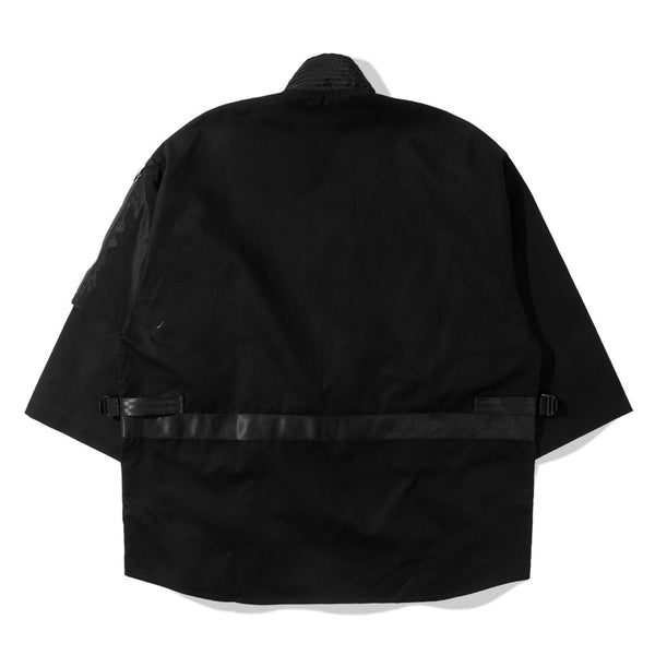 Vagabond Jacket Ghost Textile Black