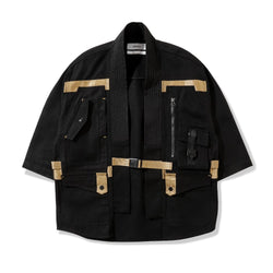 Vagabond Jacket Apex Duck Black