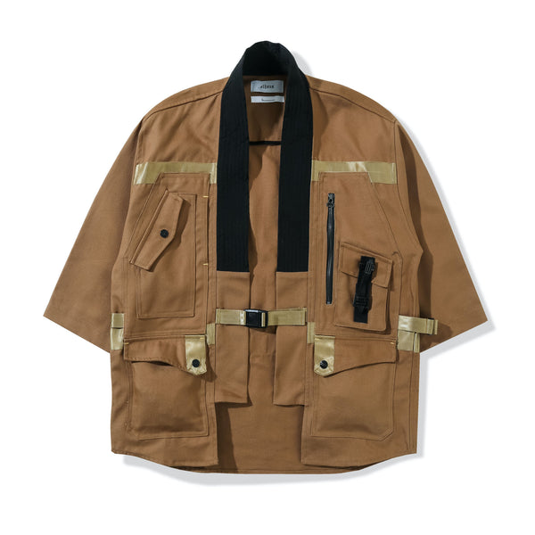 Vagabond Jacket Apex Duck Camel Brown
