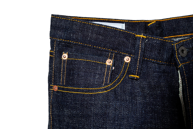 Warbonnet 16oz Indigo Ancient Slub
