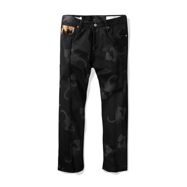 elhaus x Zodiac The Best Fit Denim Jeans Scorpio