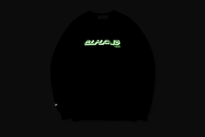 UV Cowboy Crewneck Black