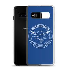 Load image into Gallery viewer, Samsung Green Conservative Blue Case