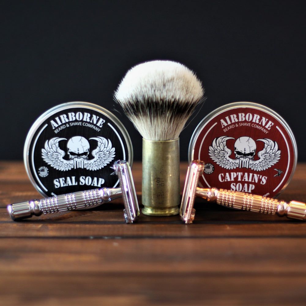 New to wet shaving? Here's what you need