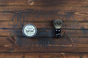 Basic Wet Shave Kit - Airborne Beard and Shave Company