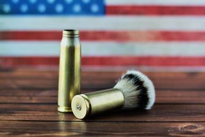 Vulcan - 20mm Shave Brush - Airborne Beard and Shave Company