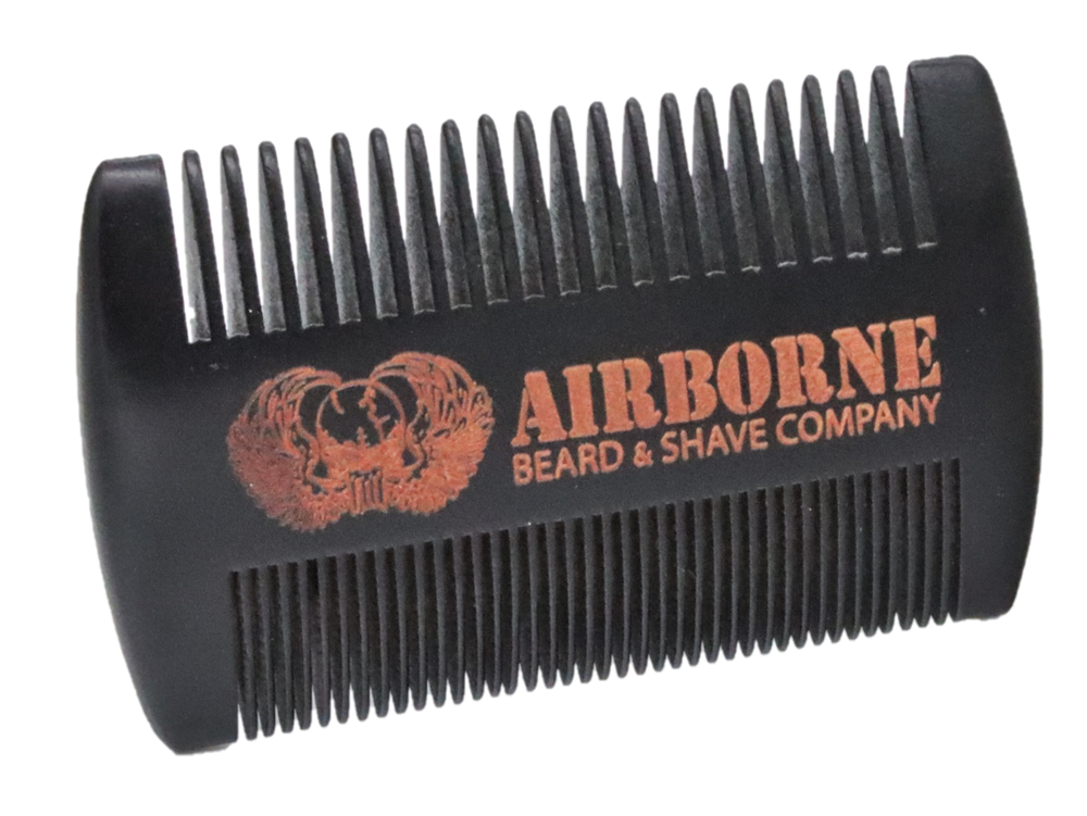 Beard Comb - Airborne Beard and Shave Company