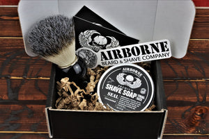 Trial Size Shave Kit - Airborne Beard and Shave Company