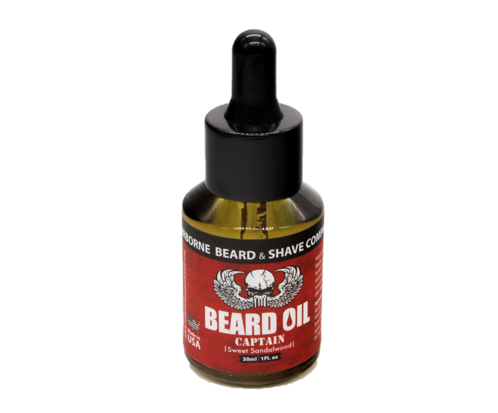 Captain Beard Oil