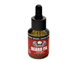 Captain Beard Oil - Airborne Beard and Shave Company