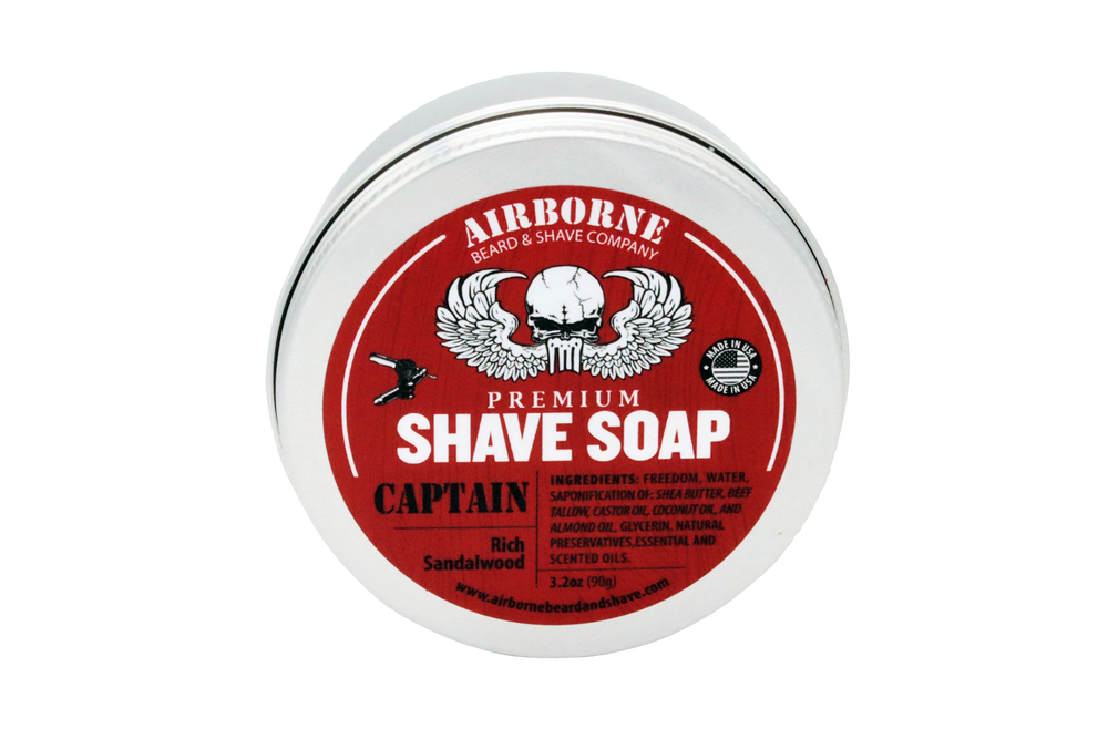 Captain Shave Soap