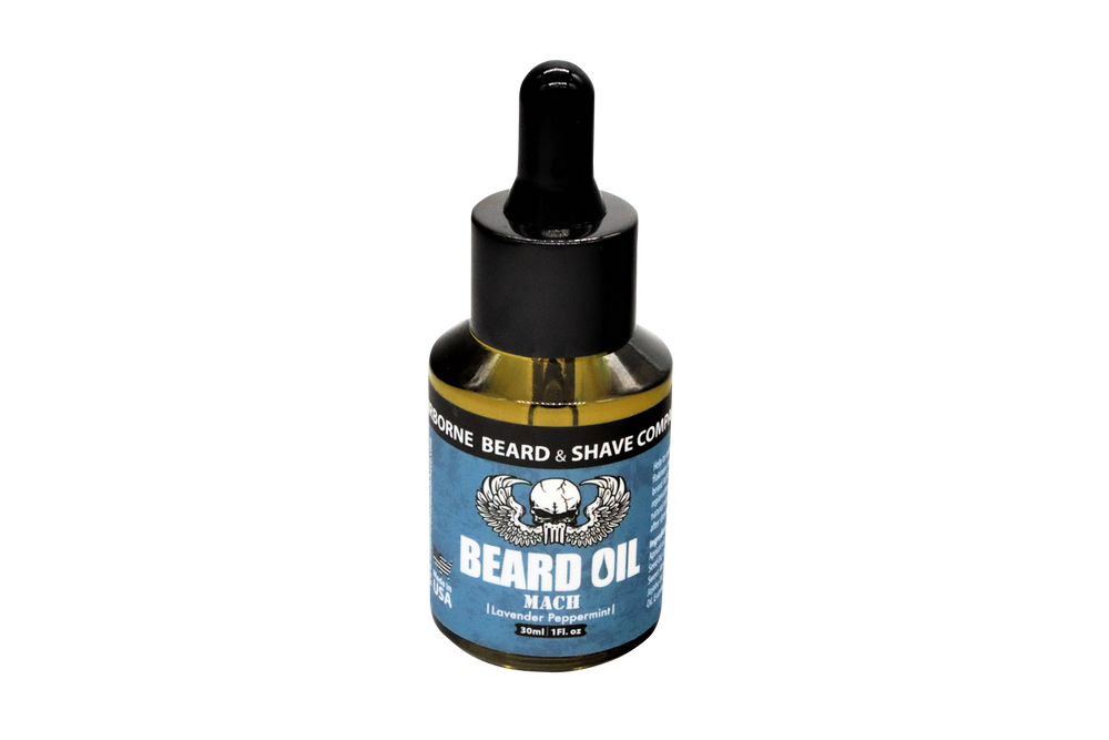 Mach Beard Oil