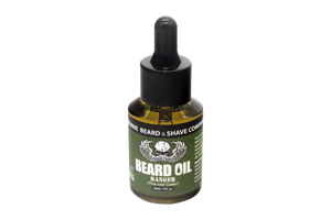 Ranger Beard Oil - Airborne Beard and Shave Company