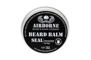 SEAL Beard Balm - Airborne Beard and Shave Company