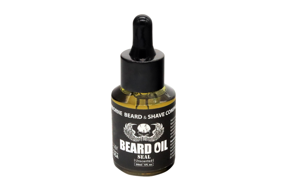 SEAL Beard Oil - Airborne Beard and Shave Company