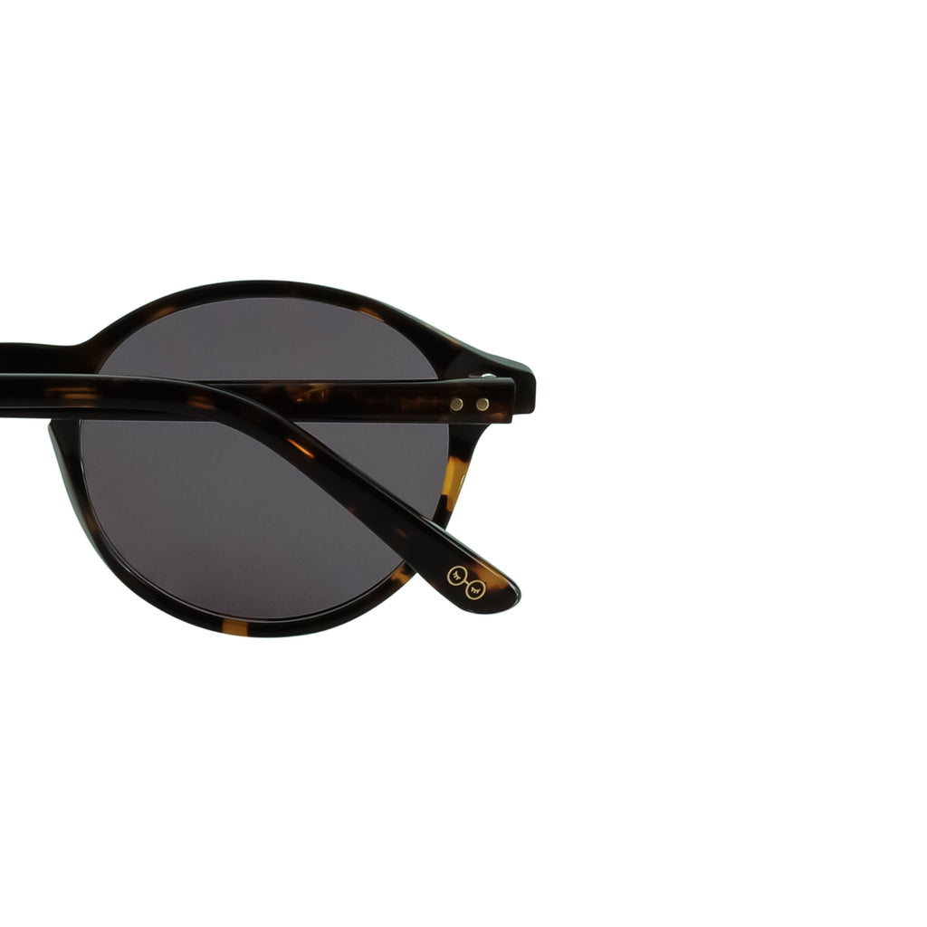 Havana Tortoise with Grey Lenses