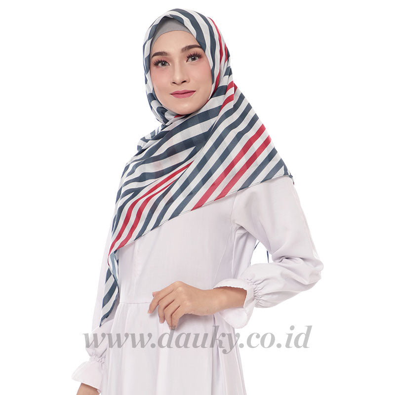LINETTE SCARF NAVY