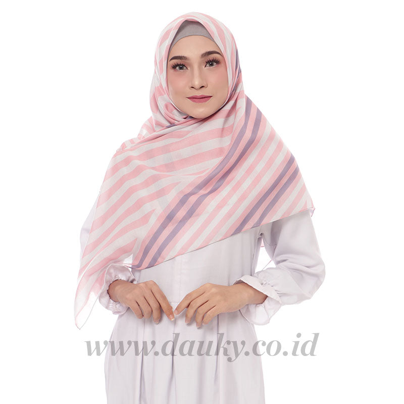 LINETTE SCARF PINK