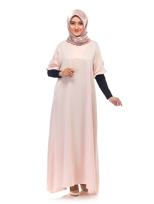Dress Dauky Fashion Sabyan Gamis Hijabers