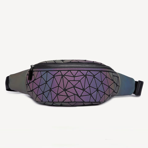 GEOMETRIC FANNY PACK - Official Raveology