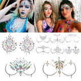 FESTIVAL BODY JEWEL STICKERS - Official Raveology