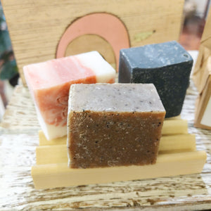Soap sampler, 3-pack