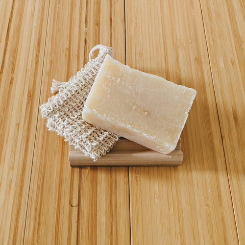 Coconut + Lime Soap