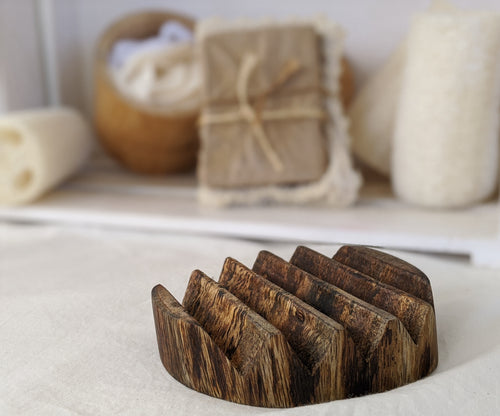 Mango Wood Soap Dish