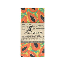 Load image into Gallery viewer, Meli Wraps Beeswax Wraps