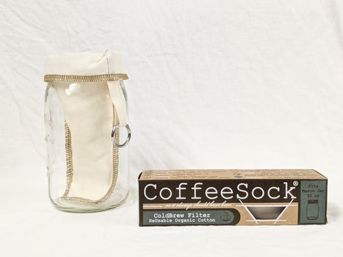 Coffee Sock for cold brew (32 oz)