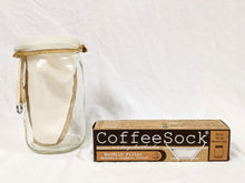 Load image into Gallery viewer, Coffee Sock for nut milk (32 oz)