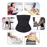YIANNA Waist Trainer Belt for Women Weight Loss - Slimming Shaper Ab Support Waist Trimmer Hourglass Shaper