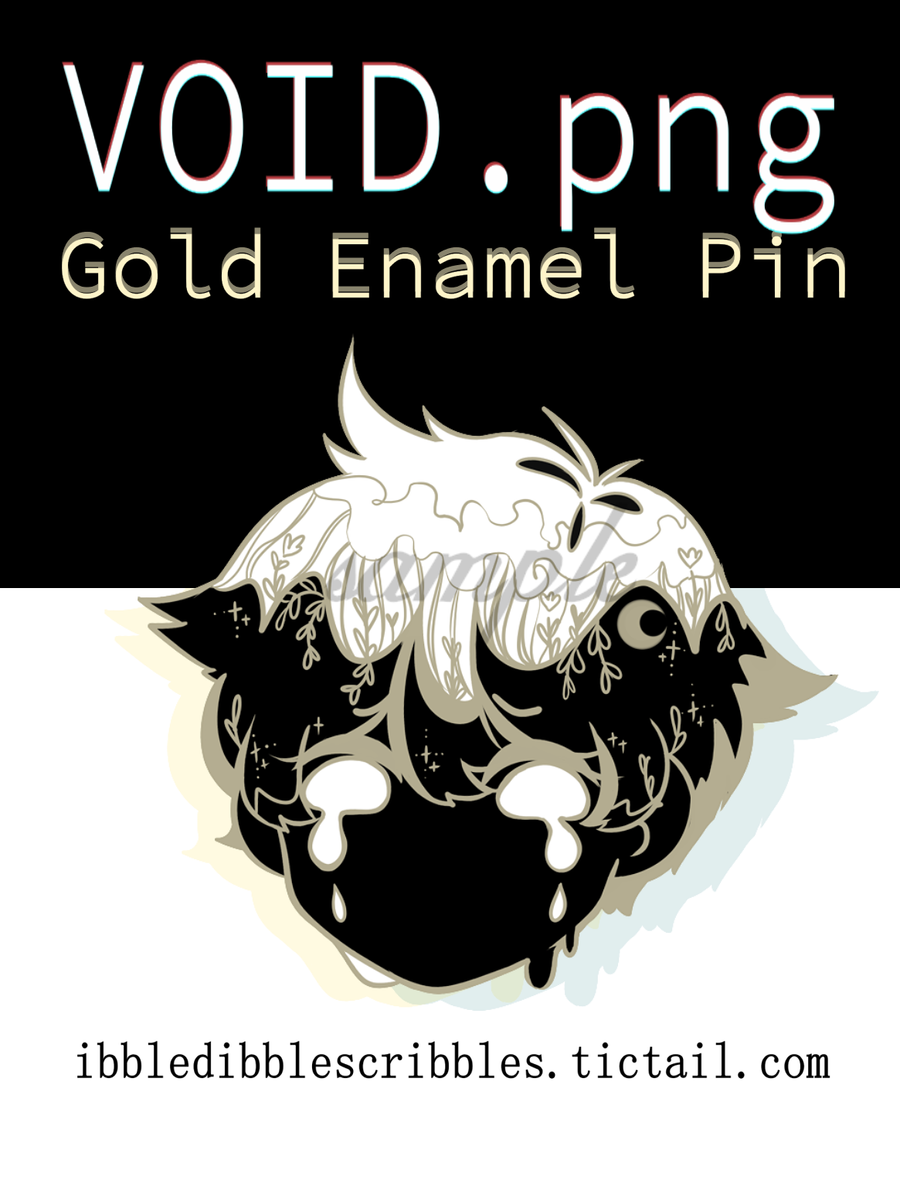 VOID.png Hard Enamel Pin-Enamel Pin-Ibble's Scribbles-Ibble's Scribbles-charm-pastel-kawaii-cute