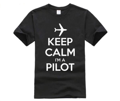 KEEP CALM I'M A PILOT Shirt
