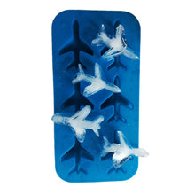 Load image into Gallery viewer, AIRPLANE SHAPED ICE CUBE MOLD