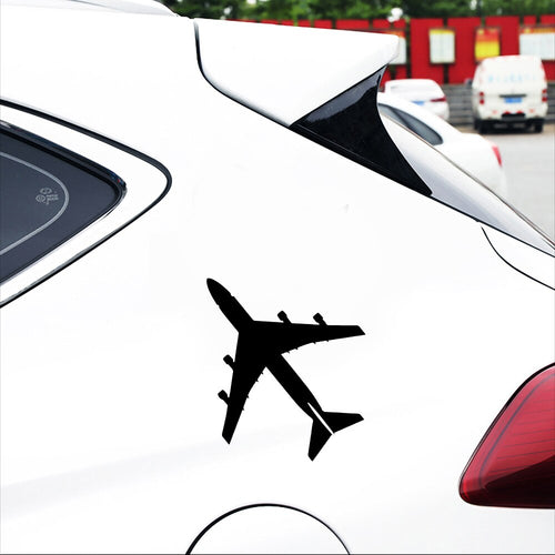 Airplane Decal Car Sticker