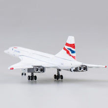 Load image into Gallery viewer, British Airways Concorde Metal Model - 1:400 Scale